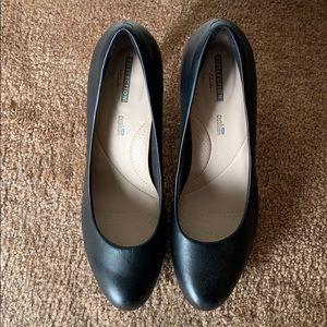 Brand New Clarks Black Heels